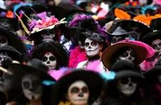 """Lạnh người khám phá """"lễ hội người chết"""" kỳ quặc ở Mexico"""