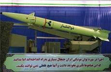 Bộ Quốc phòng Iran ra mắt radar và hệ thống theo dõi trên không