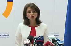Ukraine phản đối Syria công nhận Crimea là một phần của Nga
