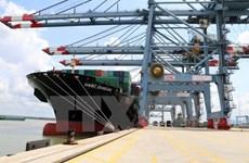 Cần Thơ: Đón tàu tải trọng lớn đầu tiên vào Tân cảng Cái Cui