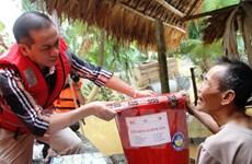 Trên 6 tỷ đồng ủng hộ nhân dân vùng lũ ở các tỉnh miền Trung