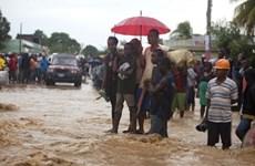 Cơn bão mạnh Matthew gây thiệt hại gần 2 tỷ USD cho Haiti