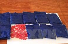 Thanh Hóa: Bắt giữ 2 đối tượng buôn bán ma túy tổng hợp