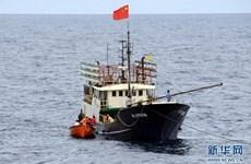 Hàn Quốc nổ súng bắt giữ tàu Trung Quốc đánh cá trái phép