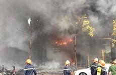Thủ tướng chỉ đạo làm rõ nguyên nhân vụ cháy quán karaoke ở Cầu Giấy