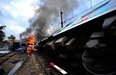 Pakistan: Hai tàu hỏa đâm nhau, ít nhất 11 người thiệt mạng