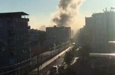 Số người chết trong vụ đánh bom xe ở Thổ Nhĩ Kỳ tănglên con số 8