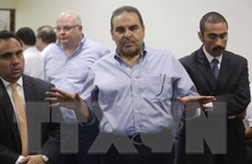 El Salvador phong tỏa tài sản của cựu Tổng thống Antonio Saca