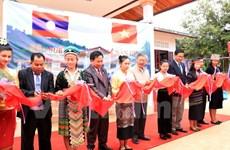 Míttinh kỷ niệm 41 năm Quốc khánh Lào tại tỉnh Thái Nguyên