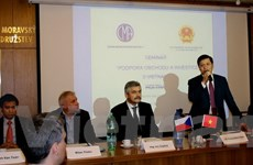 Việt Nam là một trong 12 thị trường tiềm năng hàng đầu của Séc