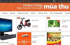TPHCM: Thị trường tiêu dùng sôi động mùa mua sắm trực tuyến