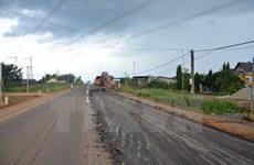 Khẩn trương sửa chữa hư hỏng Quốc lộ 1 qua địa phận tỉnh Phú Yên