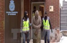 Cảnh sát Tây Ban Nha bắt giữ đối tượng muốn gia nhập IS