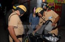 """TP.HCM """"nâng cấp"""" lực lượng cảnh sát hình sự đặc nhiệm"""