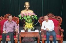 Kim ngạch xuất khẩu của Đà Nẵng sang Lào đạt 18,7 triệu USD