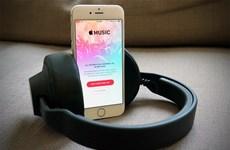 Nhạc trực tuyến Apple Music cán mốc 20 triệu người dùng trả phí