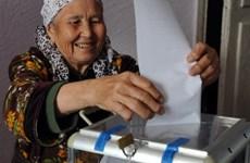 Kyrgyzstan tiến hành trưng cầu ý dân về cải cách hiến pháp