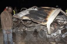 Kenya: Xe bồn chở dầu đâm nhiều phương tiện, 30 người tử vong