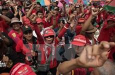 Bộ trưởng Tư pháp Thái Lan buộc tội 19 thủ lĩnh phe Áo Đỏ
