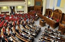 Truyền thông: Quốc hội Ukraine có nguy cơ bị giải tán trước hạn