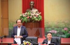 Sự cố Formosa là 1 trong 7 vấn đề Bộ TNMT phải báo cáo Thủ tướng