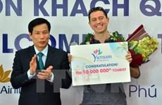 Sự kiện trong nước 19-25/12: Đạt kỷ lục đón 10 triệu du khách quốc tế