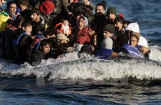 Mexico tiếp tục đối mặt thách thức về người di cư trái phép