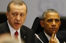Mỹ và Thổ Nhĩ Kỳ nhất trí tăng cường hợp tác chống khủng bố