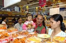 Các siêu thị TP.HCM cam kết đảm bảo cung ứng hàng hóa Tết