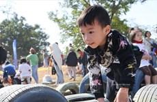 Nhóm Think Playgrounds và giấc mơ sân chơi miễn phí cho trẻ