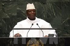 AU chính thức thông báo việc ngừng công nhận Tổng thống Gambia