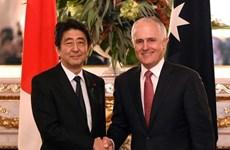 Nhật Bản, Australia ký kết hiệp ước chia sẻ hậu cần quốc phòng