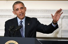 Tổng thống Mỹ Obama gia hạn lệnh trừng phạt Nga thêm một năm