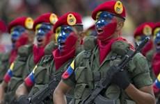 Venezuela diễn tập quân sự đối phó các mối đe dọa từ bên ngoài