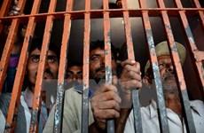 Cơ quan an ninh biển Pakistan đã bắt giữ 36 ngư dân Ấn Độ