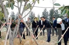 Chủ tịch nước kêu gọi nâng cao ý thức và trách nhiệm bảo vệ rừng