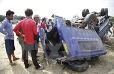 Campuchia: Bị phạt tù nếu tái phạm Luật Giao thông đường bộ