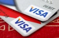 Lợi nhuận của Visa vượt dự báo trong quý I tài khóa 2016-2017