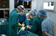 Nhiều trẻ bị biến dạng hàm mặt do tai nạn thương tích dịp Tết