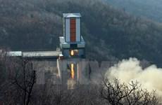 Yonhap: Triều Tiên bắn tên lửa đạn đạo chưa rõ chủng loại