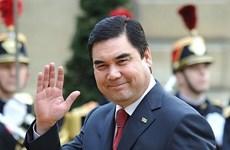 Turkmenistan: Tổng thống Gurbanguly Berdymukhamedov tái đắc cử