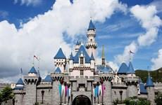 Một bưu kiện khả nghi ngay tại Công viên Disneyland Hong Kong