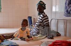 Nạn đói hoành hành đe dọa sự sống của hàng triệu trẻ em châu Phi
