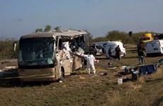 Tai nạn giao thông nghiêm trọng tại Peru, 24 người thương vong