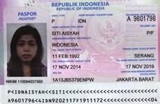 Quan chức Indonesia sẽ gặp công dân bị bắt trong vụ Kim Jong-nam