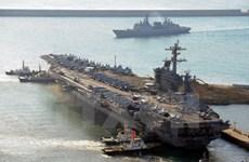 Trung Quốc quan ngại về cuộc tập trận chung Mỹ-Hàn Quốc