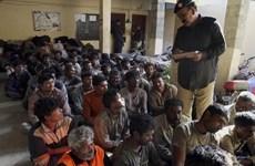 Lực lượng chức năng Pakistan bắt giữ 94 ngư dân Ấn Độ