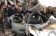 Syria: Đánh bom liều chết ở Damascus, ít nhất 25 người thiệt mạng