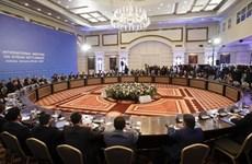 Kazakhstan thông báo thời gian tổ chức đàm phán tiếp theo về Syria