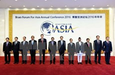 Khai mạc Diễn đàn châu Á Bác Ngao năm 2017 tại Trung Quốc